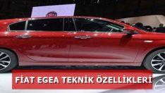 Fiat Egea Sedan İnceleme Ve Fiyat Listesi
