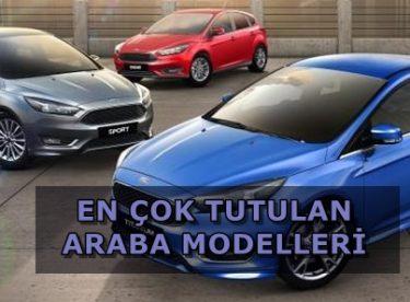 Türkiye'de En Çok Tutulan Arabalar Hangileridir?