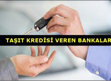 En Uygun Araba Kredisi Veren Bankalar
